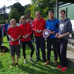 SWCHR 2016 winners Carnethy Men's A team