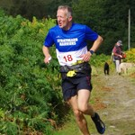 Roger heading through the bracken on Leg 4.jpg